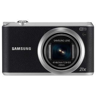 Samsung WB350F 16.3 Megapixel Compact Camera - Black