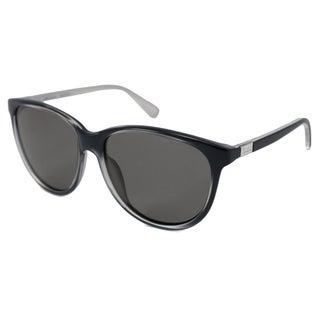 Nautica Women's N6159S Polarized/ Aviator Sunglasses