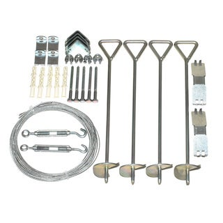 Palram Anchoring Kit for Snap and Grow Greenhouses