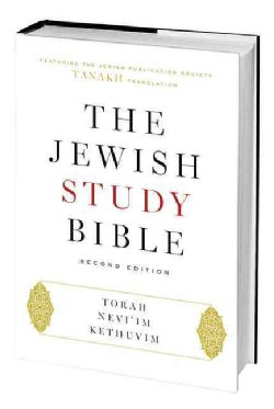 The Jewish Study Bible (Hardcover)