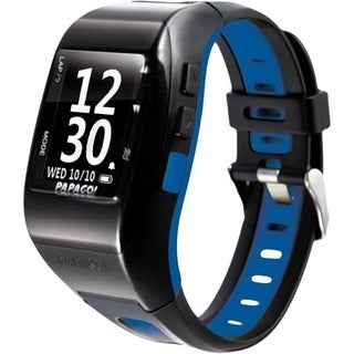 PAPAGO! GoWatch 770 GPS Multi-Sports Watch - Blue Belt