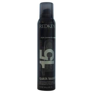 Redken Quick Tease 15 Backcombing Finishing 5.3-ounce Hair Spray