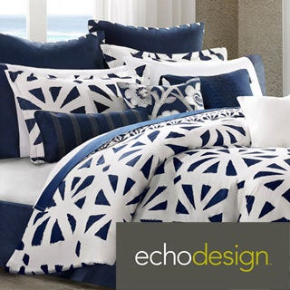 Echo Design African Sun Cotton 3-piece Comforter Set