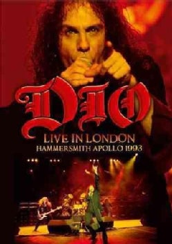 Live In London Hammersmith Apollo 1993 (DVD)