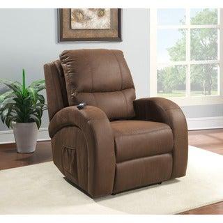 Shiatsu Power Massage Reclining Chair