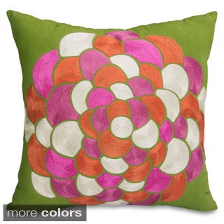 Jovi Home Flora Decorative Throw Pillow