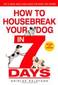 How to Housebreak Your Dog in 7 Days (Paperback)