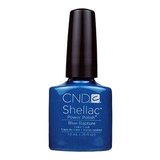 CND Shellac Blue Rapture Gel Polish