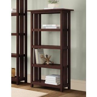 Classic Mission 48-inch Bookcase