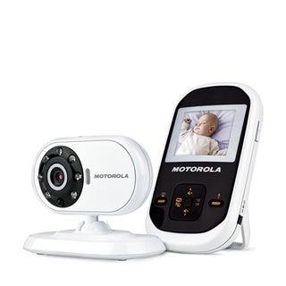 Motorola MBP 18 Digital Wireless Video Baby Monitor