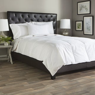 CozyClouds by DownLinens All Season White Down Comforter