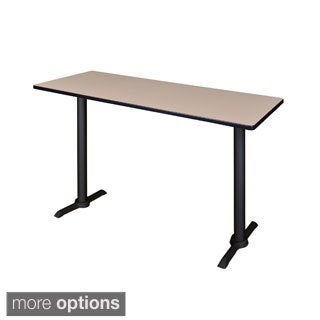66-inch Cain Cafe Training Table