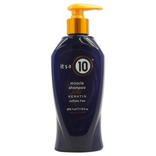 It's A 10 Miracle Plus Keratin 10-ounce Shampoo
