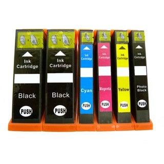 Epson 273 T273 T273XL220 T273XL320 T273XL420 Epson Expression Premium XP-610 XP-810 XP-600 XP-800 (2K/1C/1M/1Y/1PK) (Pack of 6)