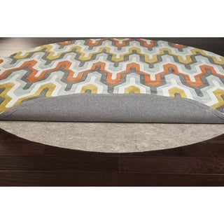 Ultra Premium Felted Reversible Dual Surface Non-Slip Rug Pad-(8' Round)