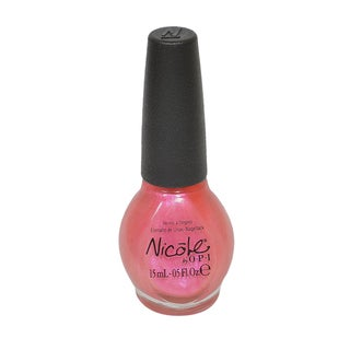 OPI Nicole Pink-Nic In The Park Nail Polish