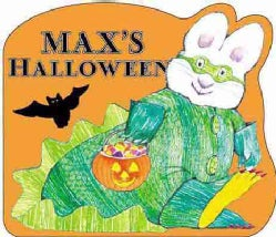 Max's Halloween (Board book)