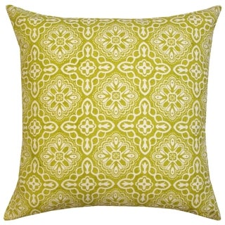Haveli Green Pillow (India)
