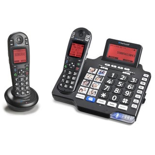 Clearsounds iConnect A1600BT Bluetooth Bundle System Amplified Cordless Phone
