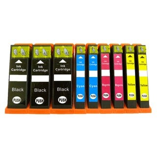 9PK (3K/2C/2M/2Y) Replacing Canon PGI-250 CLI-251 Ink Cartridge For Canon Pixma IP7220 MG5420 MG5422 MG6320 MX722 MX922