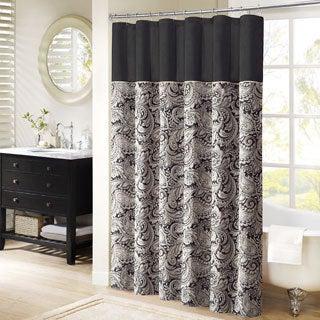 Madison Park Wellington Shower Curtain