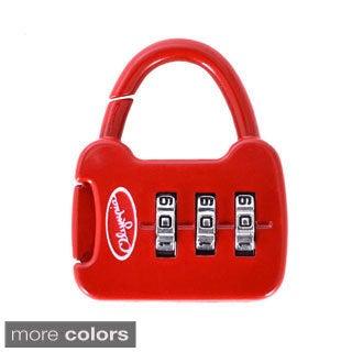 Olympia 3-dial Combination Lock