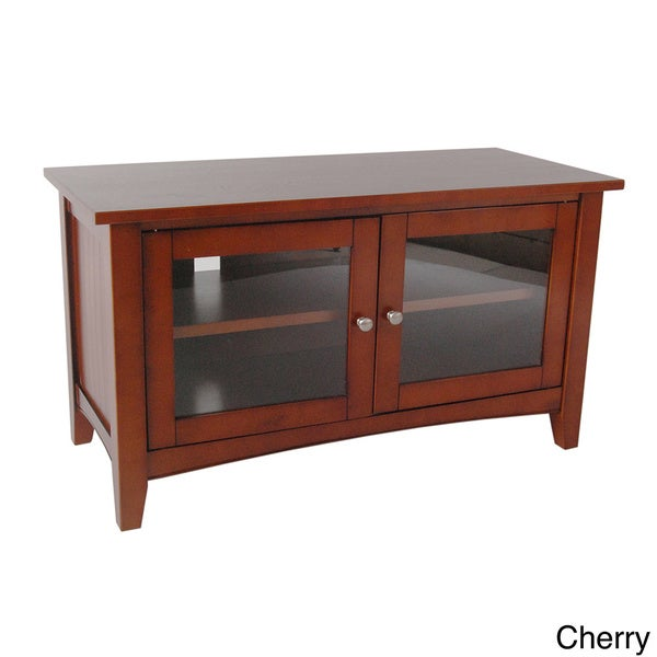 fair haven 36 inch tv stand overstock shopping great deals on alaterre entertainment centers. Black Bedroom Furniture Sets. Home Design Ideas