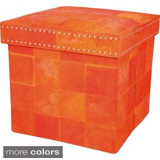 Barclay Butera by Nourison Medley Storage Cube (17 x 17 x 16)