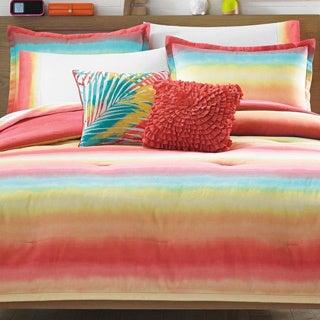 Teen Vogue Electric Beach Cotton 3-piece Comforter Set