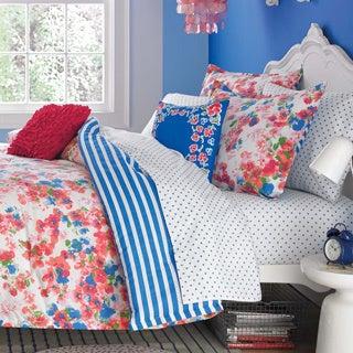 Teen Vogue Rosie Posie Cotton 3-piece Comforter Set