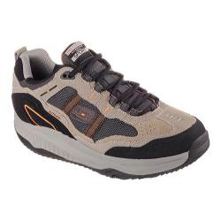 Men's Skechers Shape-ups 2.0 XT Taupe/Black