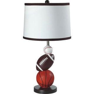 Sports Fan Table Lamp