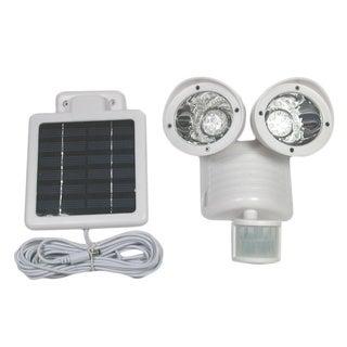 Tricod Motion Sensor 22-LED White Security Solar Flood Light