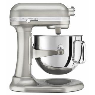 KitchenAid RKSM7581SR Sugar Pearl 7-quart Bowl-Lift Stand Mixer (Refurbished)