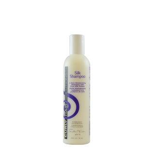 Curly Hair Solution Silk 8-ounce Shampoo