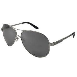 Guess Men's GU6661 Aviator Sunglasses