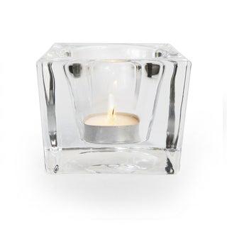 Cube Votive Tea Light