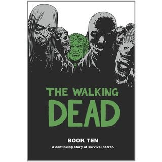 The Walking Dead 10 (Hardcover)