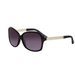 Vernier Women's Square Rope Chain Arm Sunglasses