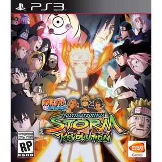 PS3 - Naruto Shippuden: Ultimate Ninja Storm Revolution (Day 1)