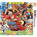 Nintendo 3DS - One Piece: Unlimited World Red