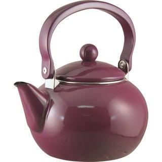 Reston Lloyd Harvest Plum 2-quart Teapot