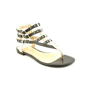 Enzo Angiolini Women's 'Taraketh' Leather Sandals