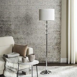 Safavieh Indoor 1-light Crystal Riga Floor Lamp