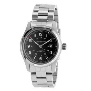 Hamilton Men's H70515137 Khaki Field Automatic Stainless Steel Watch