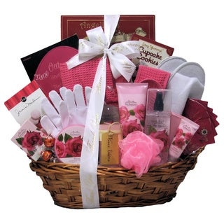 Rose Haven Administrative Professionals Bath and Body Gift Basket