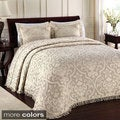 All Over Brocade Cotton Quilt with Optional Sham Sold Separately