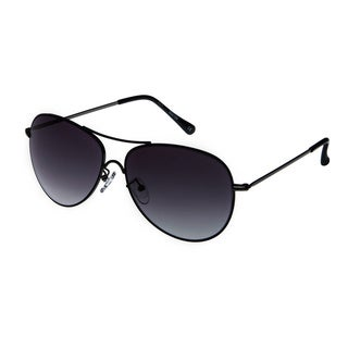 Kenneth Cole Reaction Unisex KC1222 08B Aviator Sunglasses