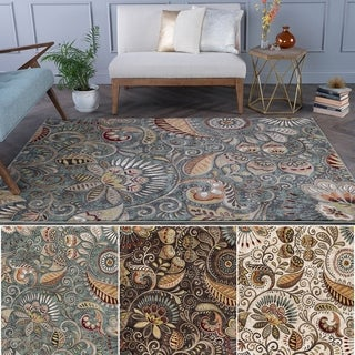 Caprice Transitional Area Rug (5'3 x 7'3)