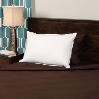 CozyClouds by DownLinens Down/ Feather Compartment Pillow